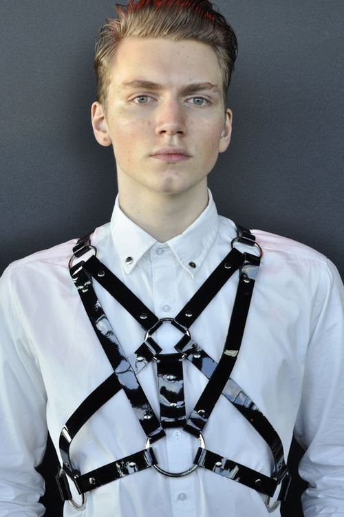 harness over shirt male - Google Search