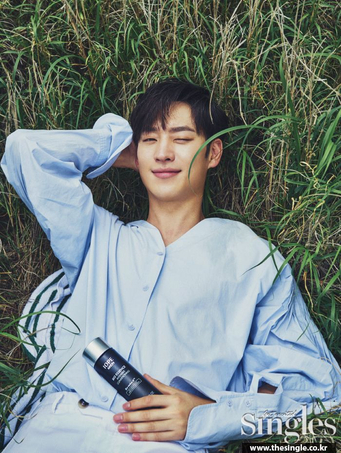 Lee Je Hoon | Singles Magazine July Issue '16