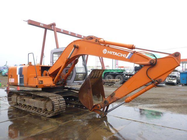 HITACHI EXCAVATOR EX100-2