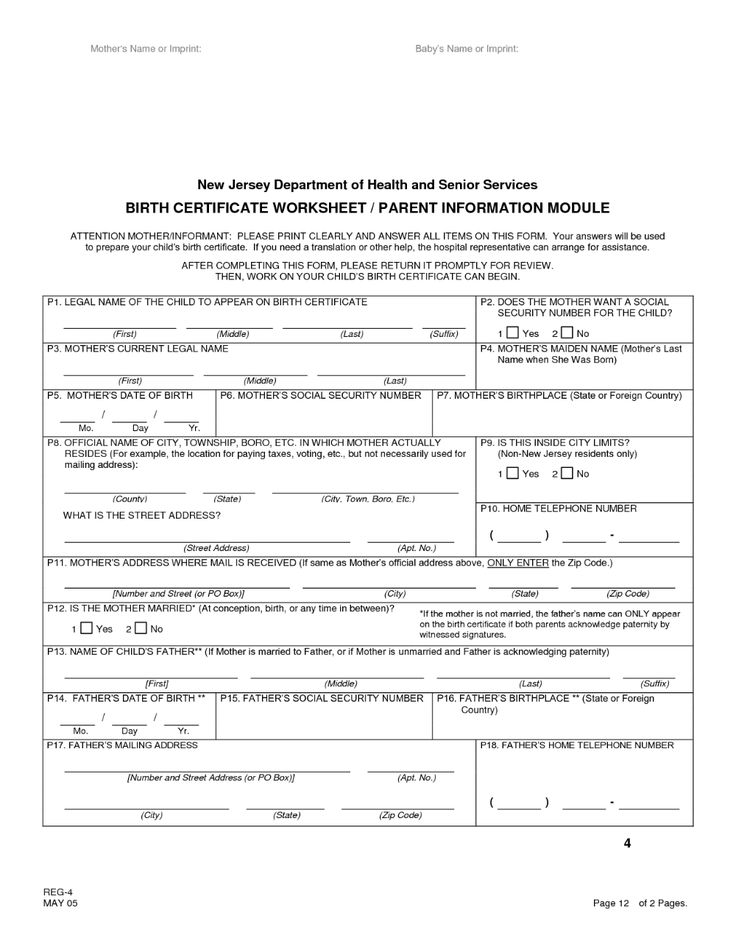 birth certificate translation template free birth certificate for birth certificate translat u2026 in