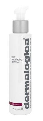 Dermalogica Skin Resurfacing Cleanser : A dual-action exfoliating cleanser containing Lactic Acid that smoothes, retexturizes and delivers ultra-clean skin. Use of this cleanser prepares skin for maximum penetration of anti aging, AGE Smart active ingredients. #Dermalogica #Discount #AntiAging #Cleanser #SkinRepair #Ultra-CleanSkin