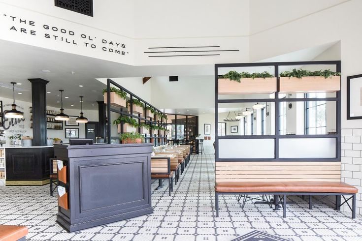 A Delicious Fixer Upper: Chip and Jo's Magnolia Table Restaurant
