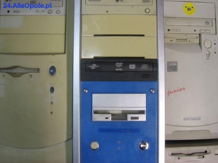Kupię stare komputery i laptopy sprawne i uszkodzone złom komputerowy - Opole