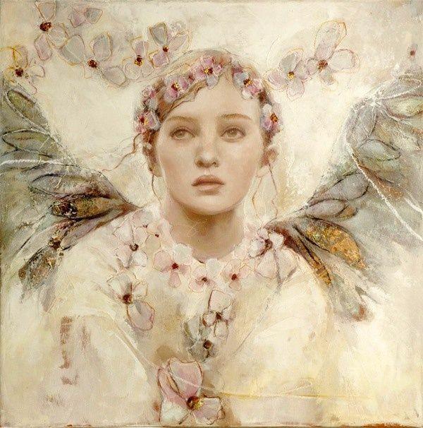 'Angel' by Elvira Amrhein