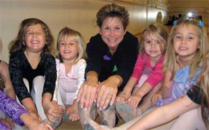 Excellent article on preschool aged dance classes - very thorough
