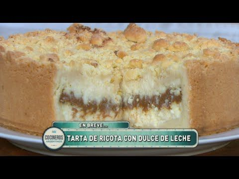 Encontrá los ingredientes y procedimientos de la receta Deliciosa tarta de…