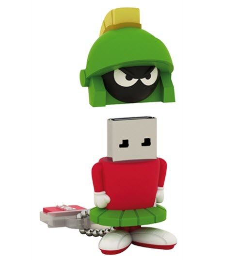 Marvin the Martian Flash Drive
