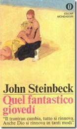 4 Quel fantastico giovedì - John Steinbeck