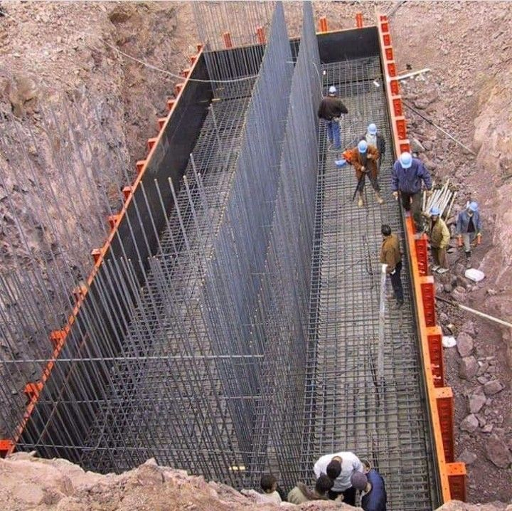 Pin By Jesus Amezcua On Building Construction Concrete Structure Building Construction Civil Engineering