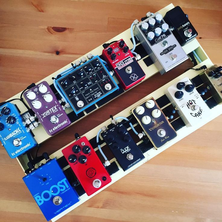 Just finished another #pedalboard for another #happycustomer some great tones on board here. @jhspedals @vertexeffects @jrockettaudiodesigns @tcelectronic @origineffects There is so many great effects on here it's impossible to choose a favourite. What's yours? #pedalboard #rigrundown #pedals #pedalboardsofdoom #delay #reverb #tone #allthedrive #distortion #guitarsdaily