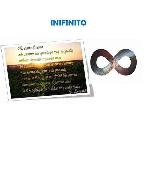 Presentazione libera l'infinito