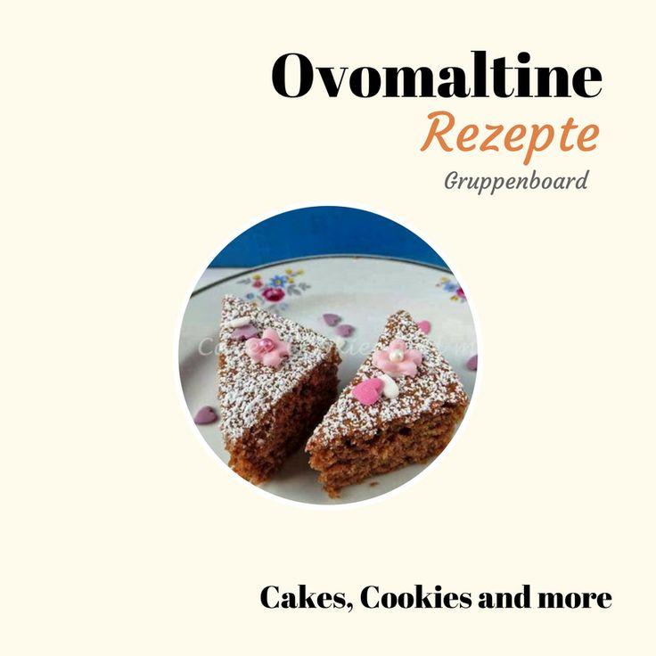 Rezepte und Ideen mit Ovomaltine