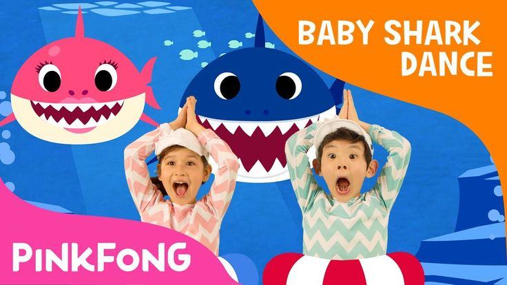 Baby Shark Dance | Sing and Dance! | Animal Songs | PINKFONG Songs for C...