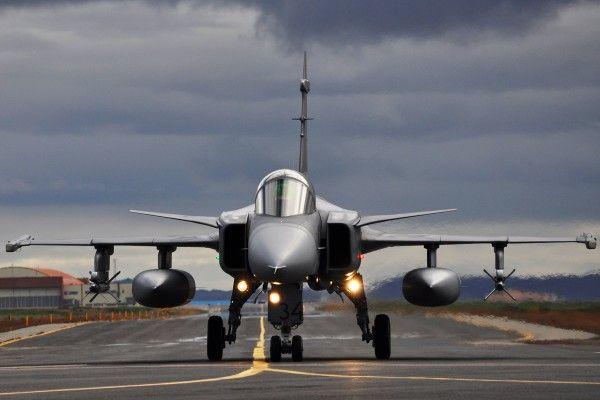 JAS 39C Gripen – Ministério da Defesa da República Checa (5)