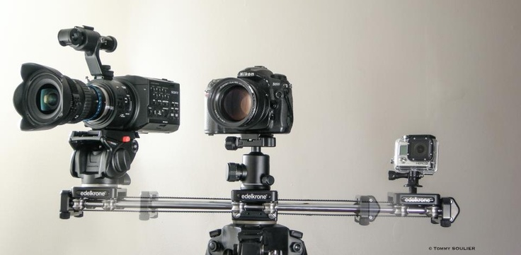 Tommy Soulier; edelkrone SliderPLUS+