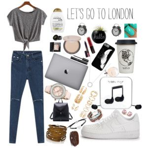 a fly to London