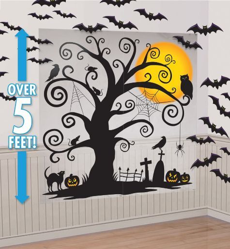 63 best Friendly Decorations HALLOWEEN PARTY CITY images on ...