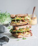 13 Veggie Sandwich Fillings So Good Youll Forget Meat Was Even a Thing