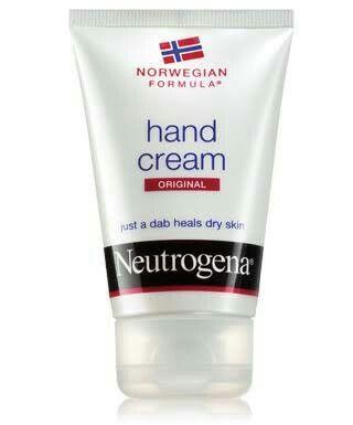 Miff: hand cream