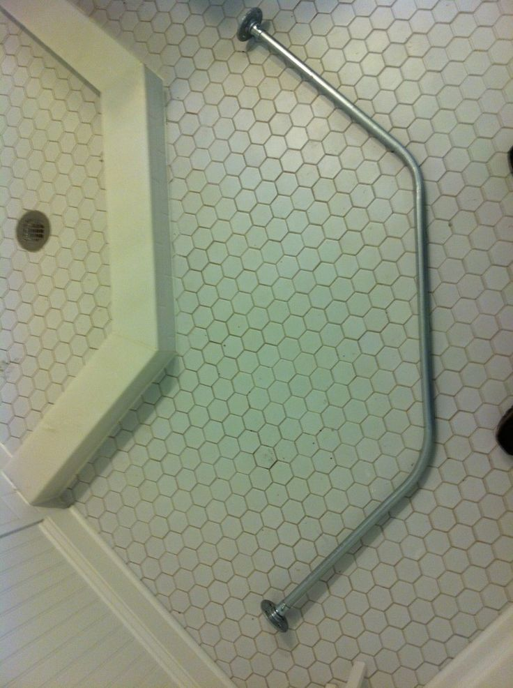 Shower Curtain 1 Basement Pinterest Industrial Style Industrial And Curtain Rods