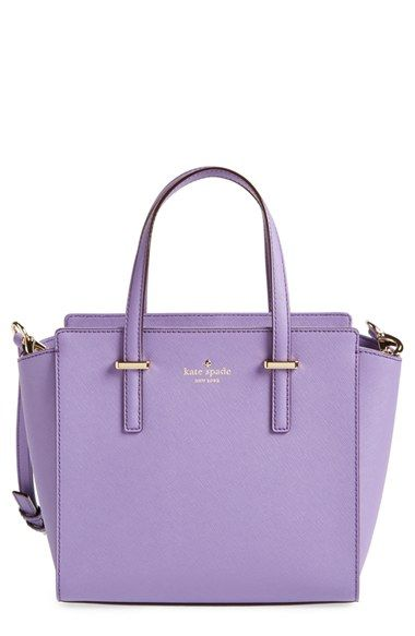 kate spade new york 'cedar street - small hayden' leather satchel available at #Nordstrom
