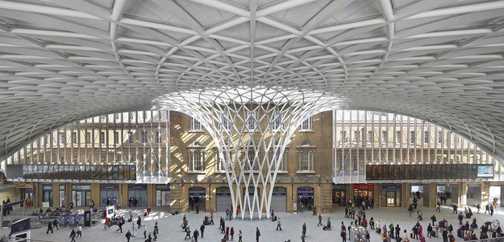 La mágica plataforma de King Cross Londres - http://www.absolutinglaterra.com/la-magica-plataforma-king-cross-londres/