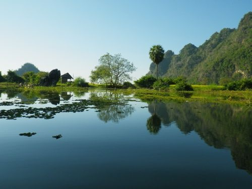 Les grottes de Hpa-an, Birmanie [News from Asia]