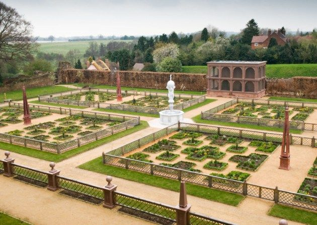 17 best images about beautiful gardens on pinterest for Tudor knot garden designs