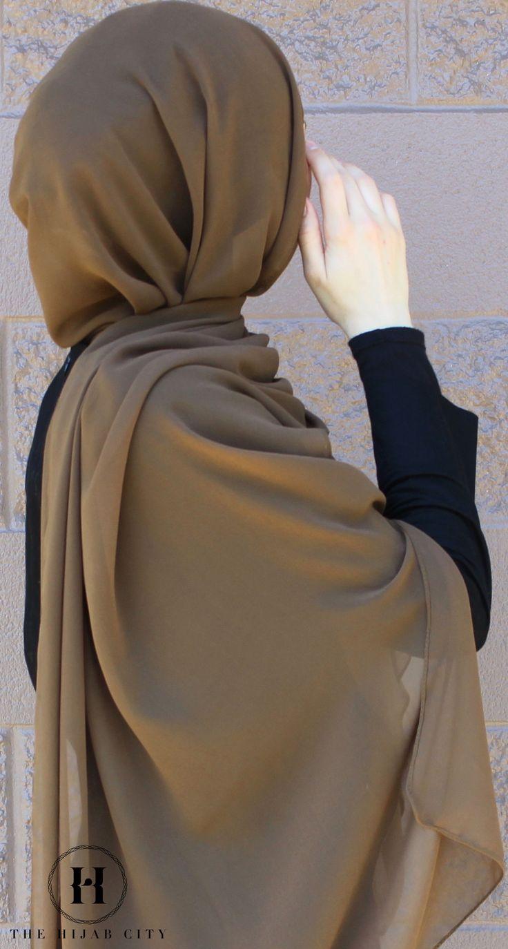 """Dubai"" Chiffon Hijabs"