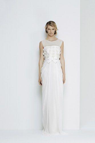 Abito da sposa Max Mara Bridal collezione 2014