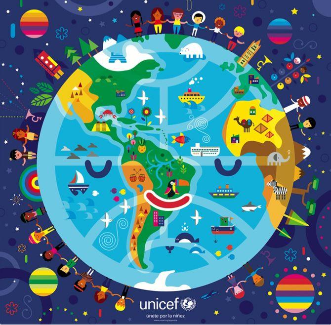 UNICEF PUZZLE - Colorblok inc.