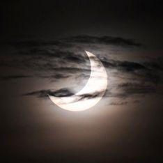 Последнее в этом году солнечное затмение началось в западном полушарии Земли - 3 Ноября 2013 - Земля - Хроники жизни
