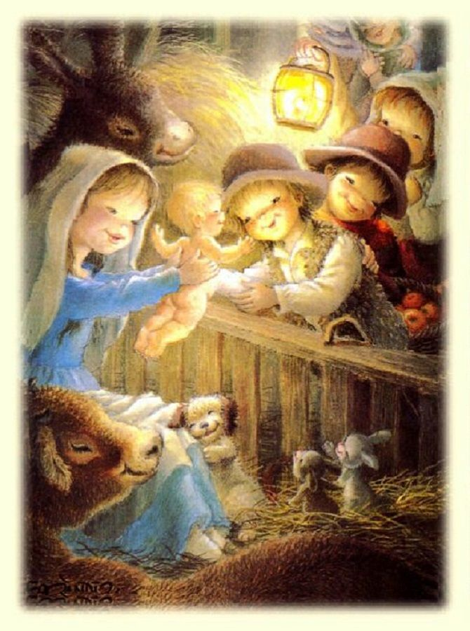 Saludo de navidad ferr ndiz ferrandiz pinterest - Saludos de navidad ...