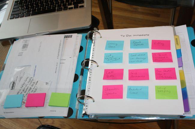 professional planner organizer