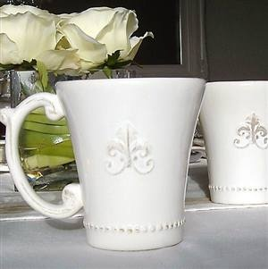 Pretty Coffee Cups French