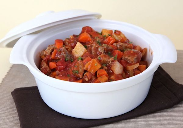 Winter Beef Stew from Symply Too Good To Be True