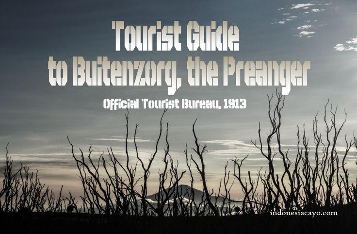 tourism indonesia gunung papandayan