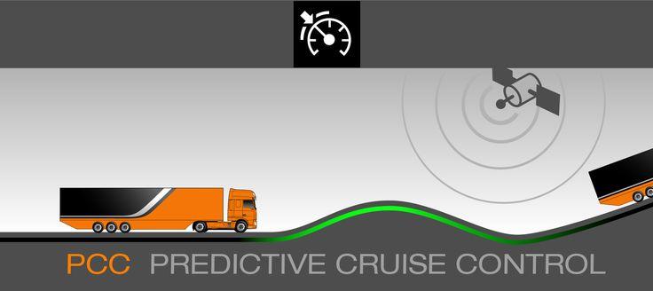 DAF Predictive Cruse Control