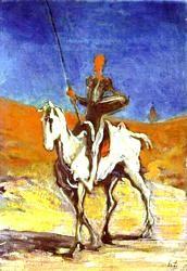 Don Quichotte - Cervantes.