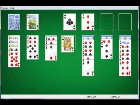 """Solitario Clásico (a veces conocido simplemente como """"Solitario"""") es un muy popular juego de cartas que se gana al mover todas las cartas de una baraja del cuadro a los pilotes de cimentación. Existen muchas variantes"""