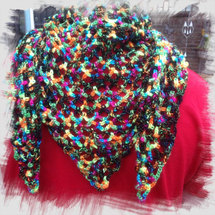Neon sjaal
