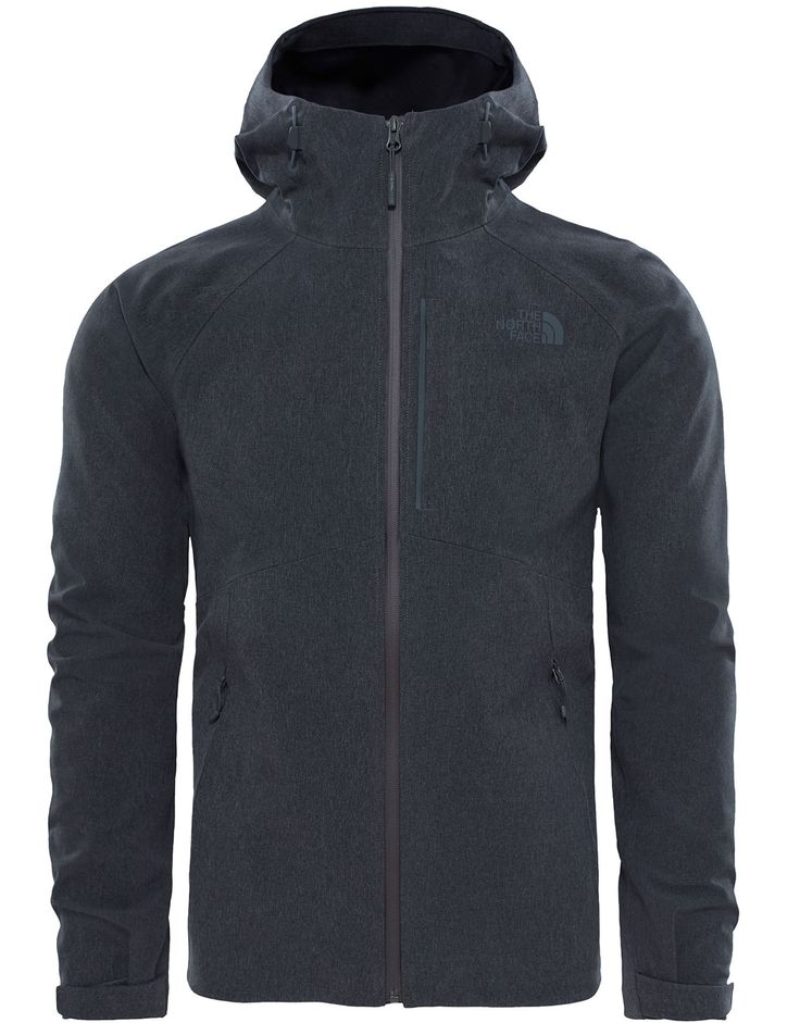 M Apex Flex Gtx Jacket Dark Grey Heather The North Face : Vestes randonnée : Snowleader