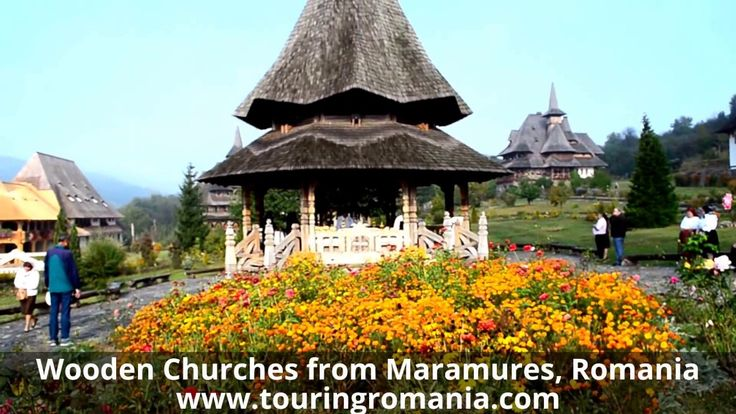 Visit Wooden Churches from Maramures, Romania - Unesco World Heritage