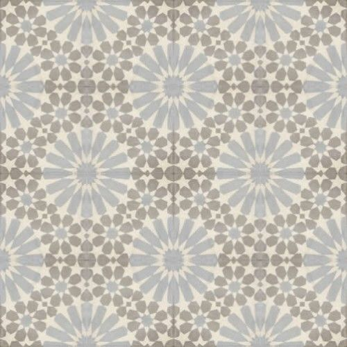 Moroccan Encaustic Cement Pattern Grey Tile gr12 | € 3.05 | Best Tile Ireland | Moroccan Tiles | Cement Tiles | Encaustic Tiles | Metro Subw… also from: http://tabboulihouse.se/marockanskt-kakel.html