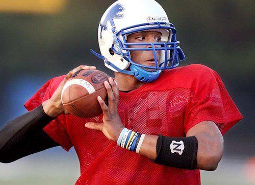 Watch: Cam Newton Dominating in High School