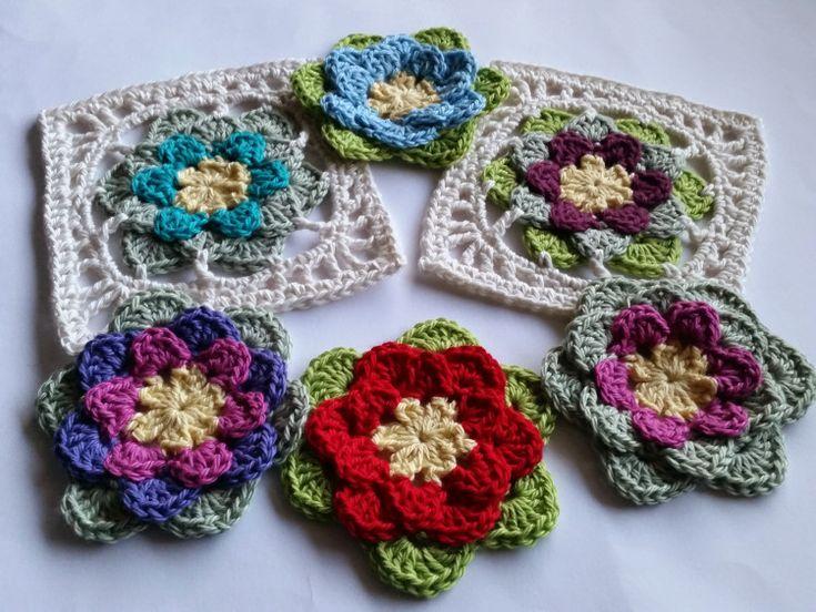 641 besten Crochet.motive Bilder auf Pinterest | Häkelmotiv, Häkeln ...