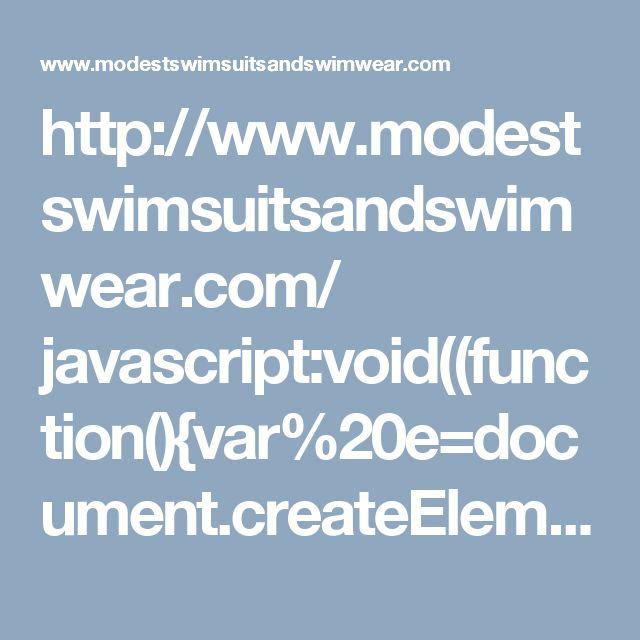 httpwwwmodestswimsuitsandswimwearcom