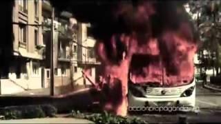 HASTA LA TOTAL ANIQUILACIÓN DE LA BURGUESIA!, via YouTube.