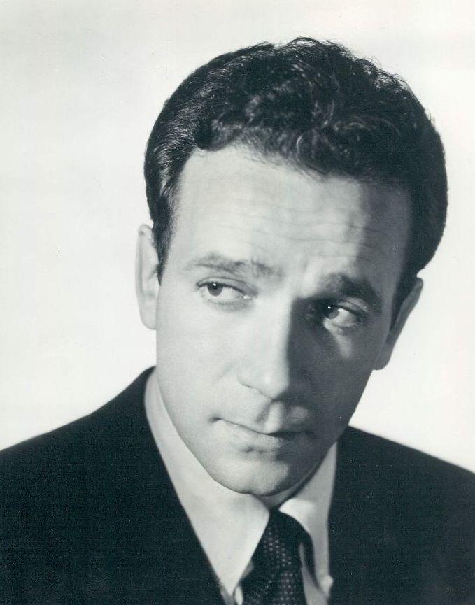 Dane CLARK (1912-1998) [M] Active1935-89 > Born Bernard Zanville 26 Feb 1912 New York > Died 11 Sept 1998 (aged 86) California > Spouses: Margot Yoder (1941-70, her death); Geraldine Zanville (1971-98, his death) Notable films: Bold Venture (1959); Moonrise (1948); Destination Tokyo (1943); A Stolen Life (1946). Pic: 1963 (679×865)