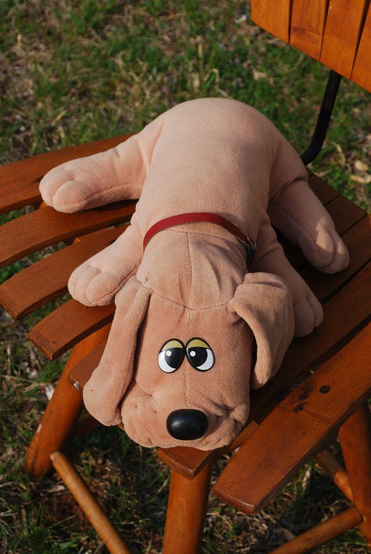 Vintage Stuffed Animal Pound Puppy